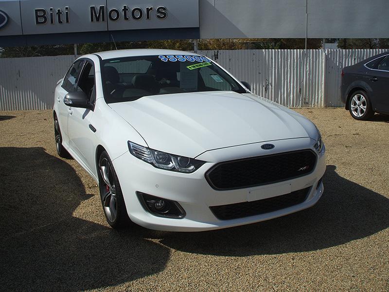 Biti Motors 2014 Ford Falcon Fgx Xr8